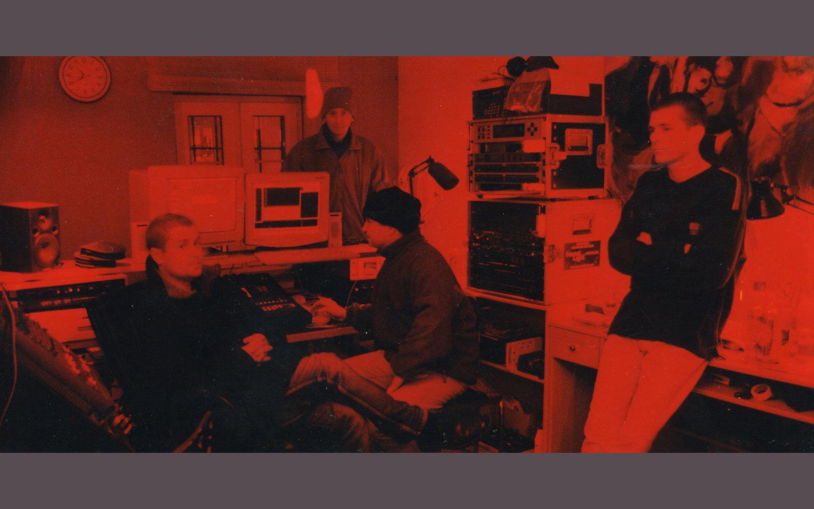 Zespół Variete w Studio Mózg, <strong>fot. Wojciech Woźniak</strong>