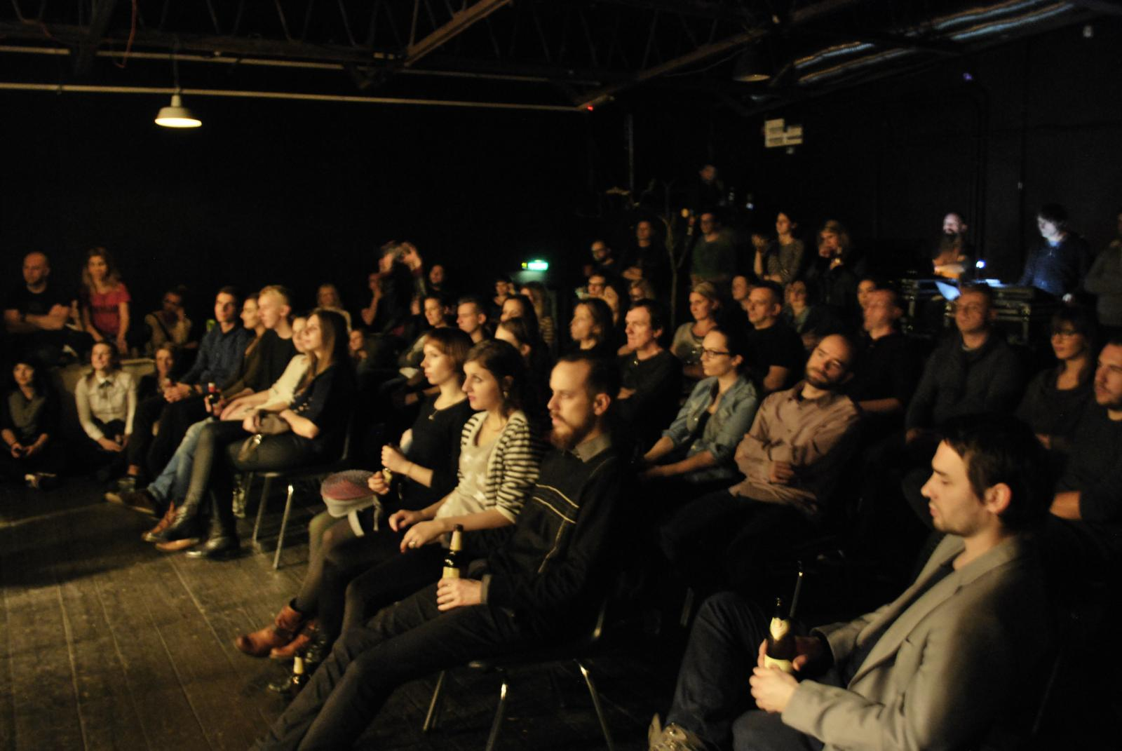 AFTERIMAGE - SMOLIK/KEV FOX - koncert
