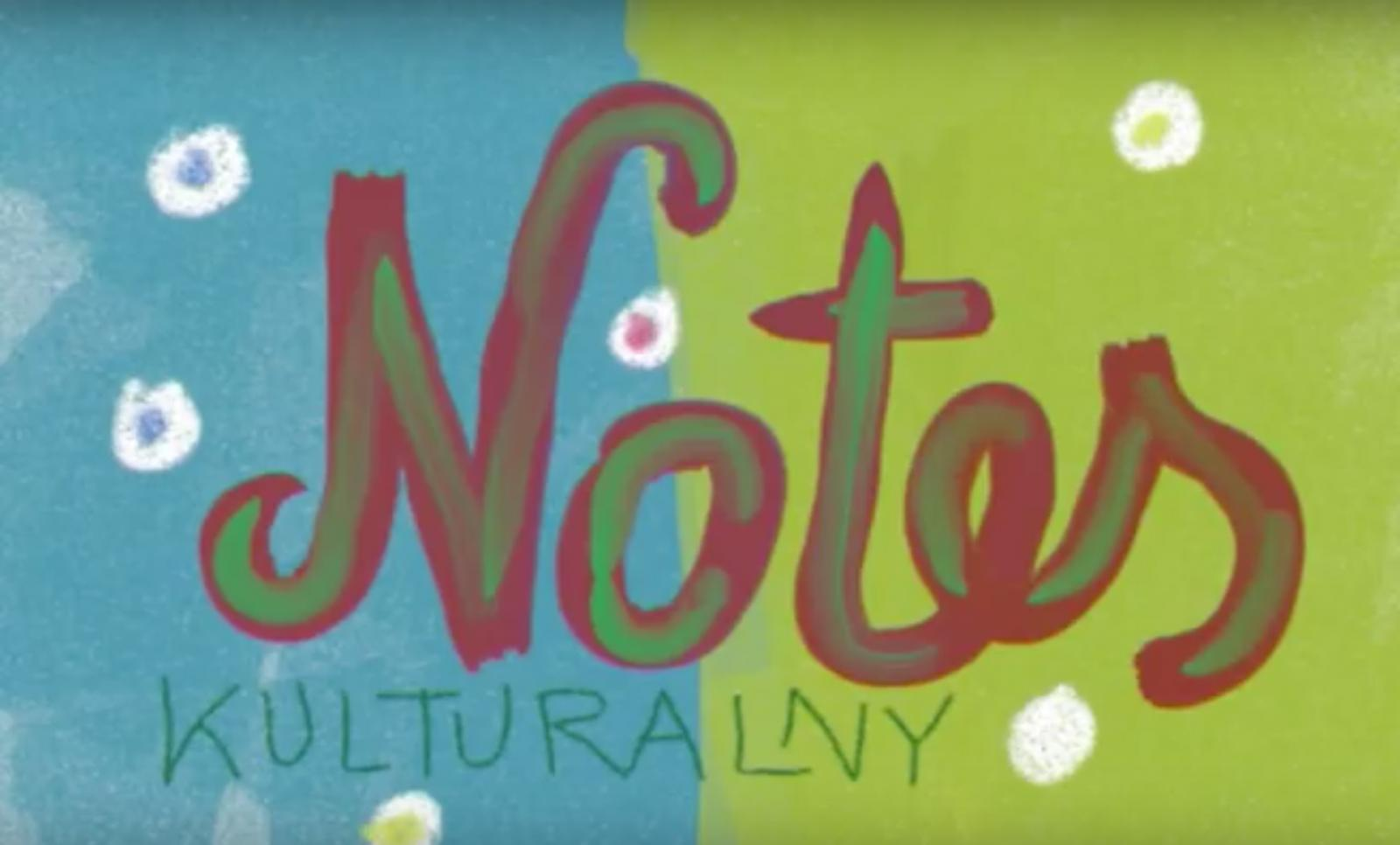 Max Tundra/Wojciech Kowalczyk/Mama Africa - NOTES KULTURALNY, odc. 2