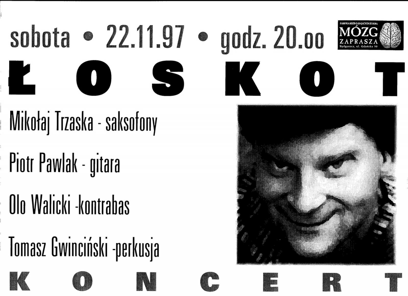 Łoskot