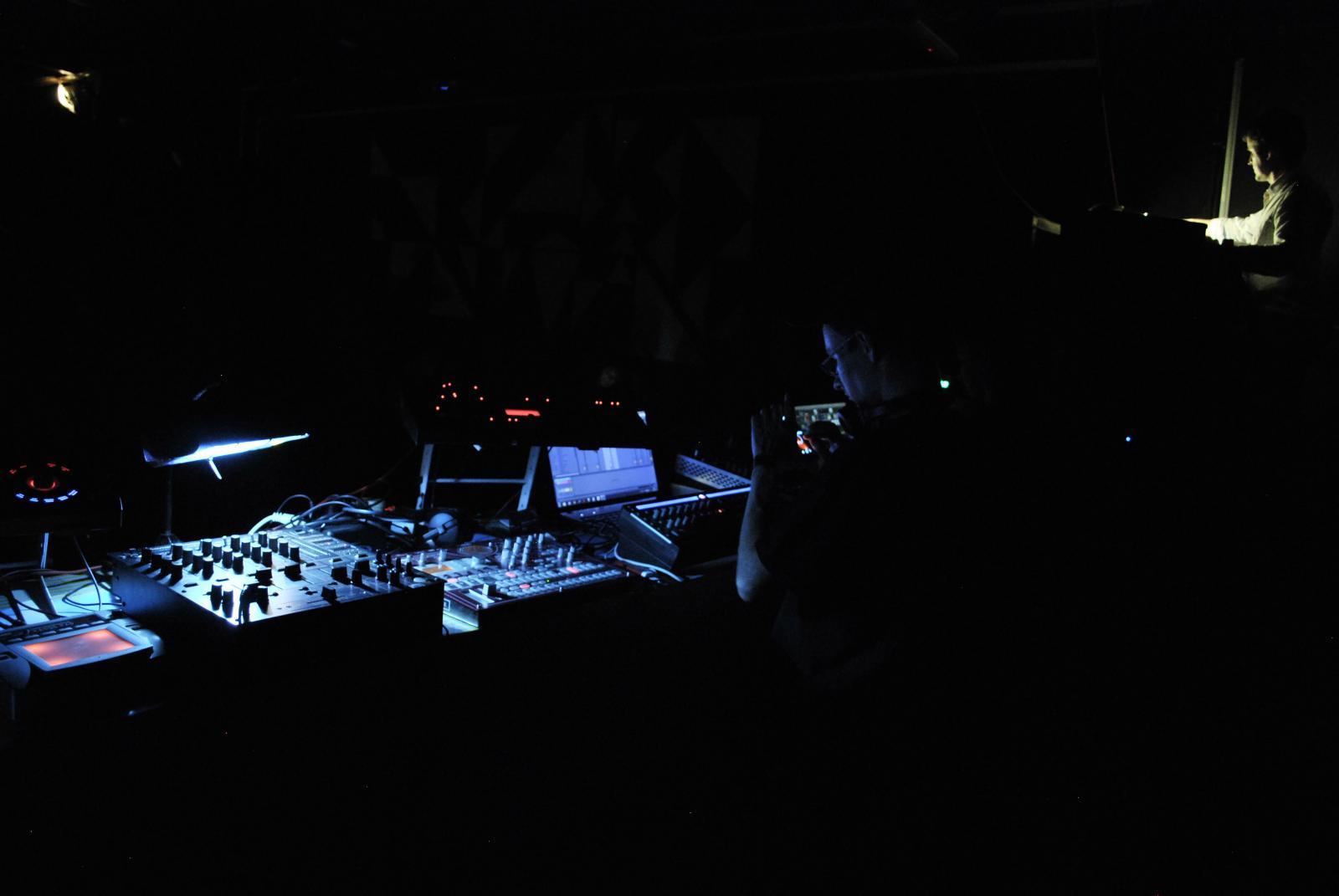 LPM'14 with V/TLD (Masecki/Rogiewicz/DJ Lenar) / PIOTR BEJNAR / LARIX / INTERFUSION / ELEKTROMOON VISION