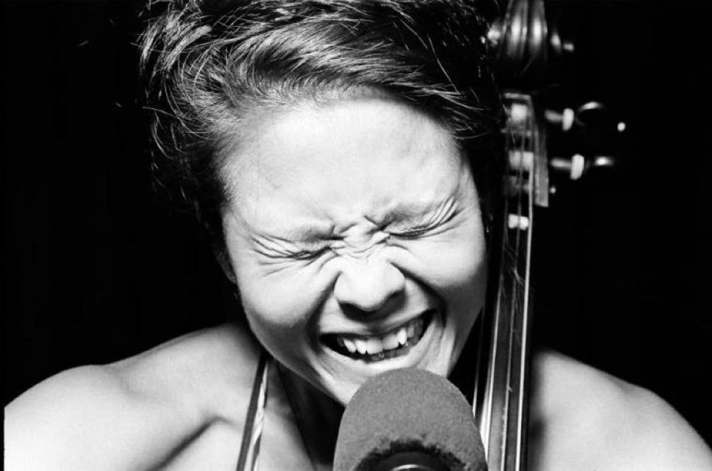 Audrey Chen - fragment koncertu, 2007
