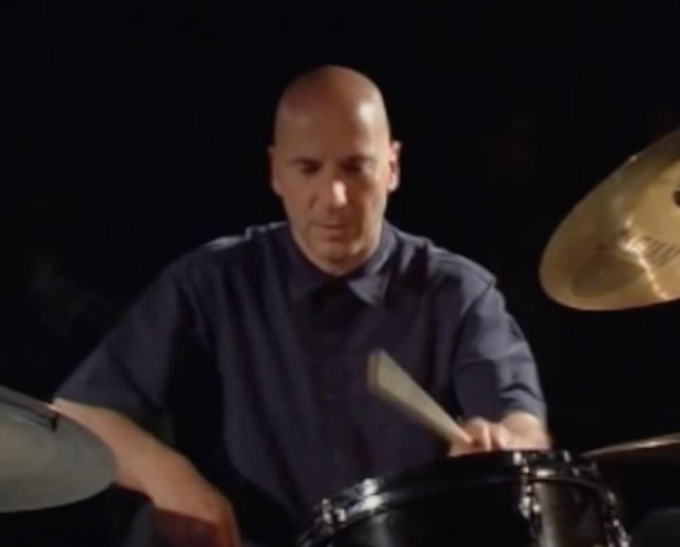 Joey Baron - fragment koncertu, 2005