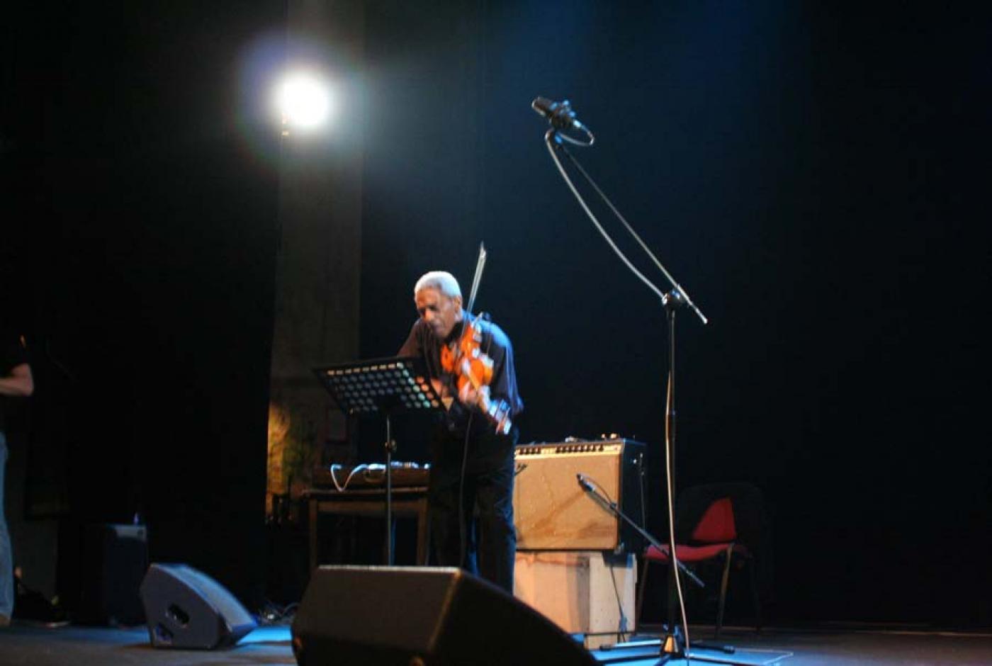 Billy Bang & William Parker - zdjęcia 2007