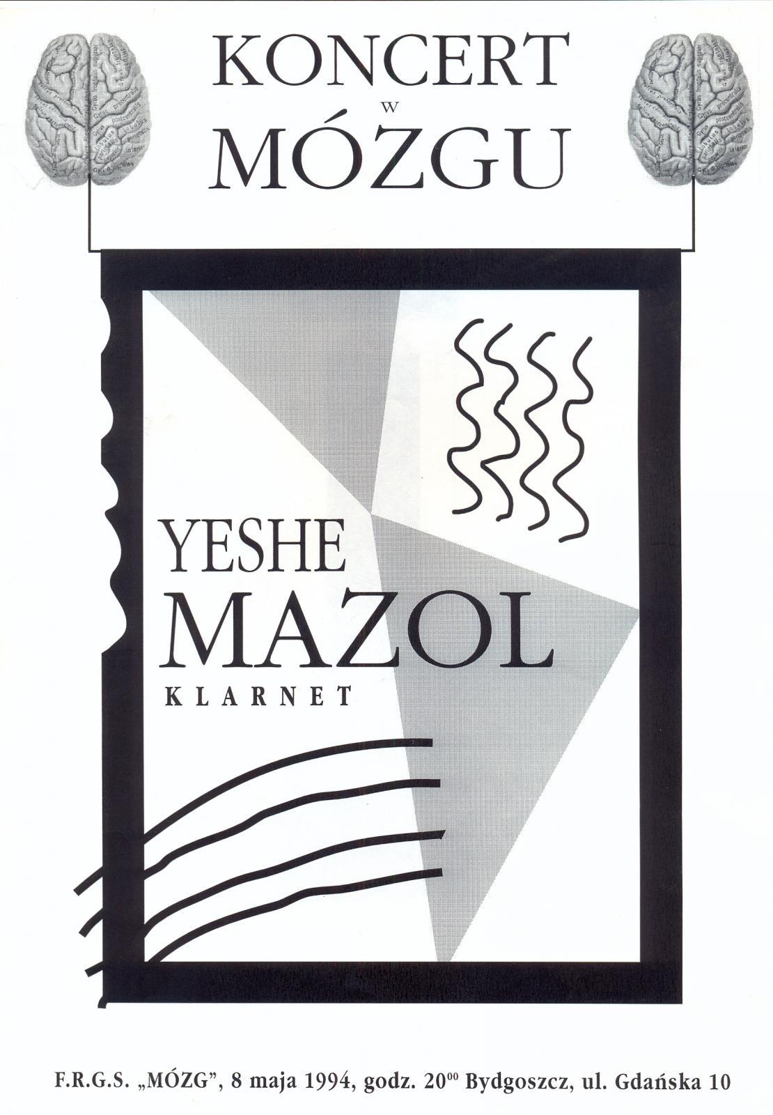 Yeshe Mazol