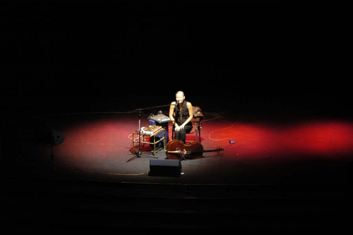Audrey Chen, zdjęcia, 2007