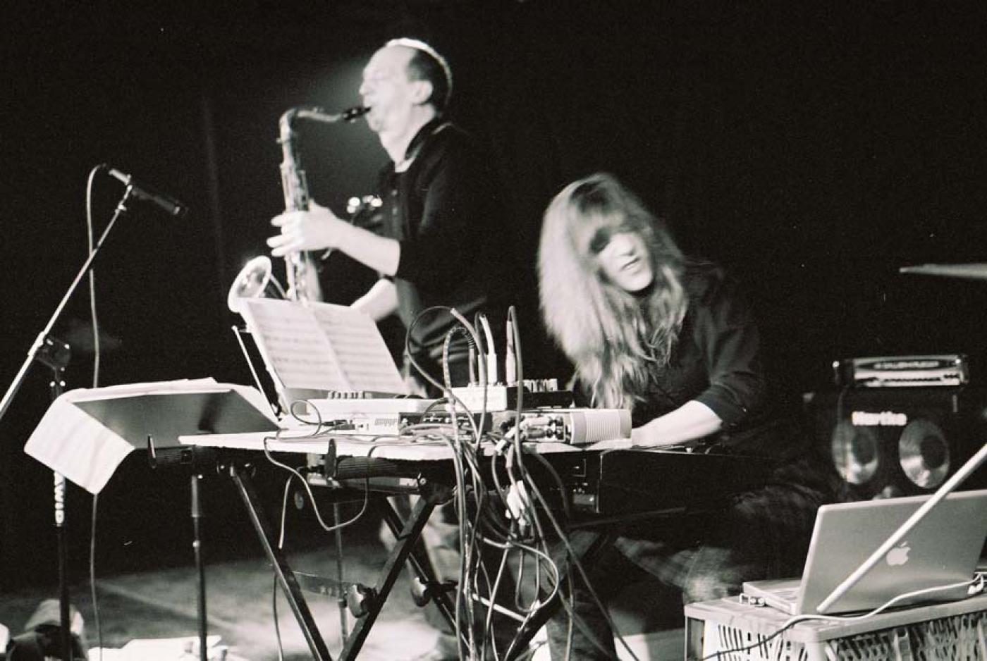 Ellery Eskelin, Andrea Parkins & Jim Black - zdjęcia, 2007