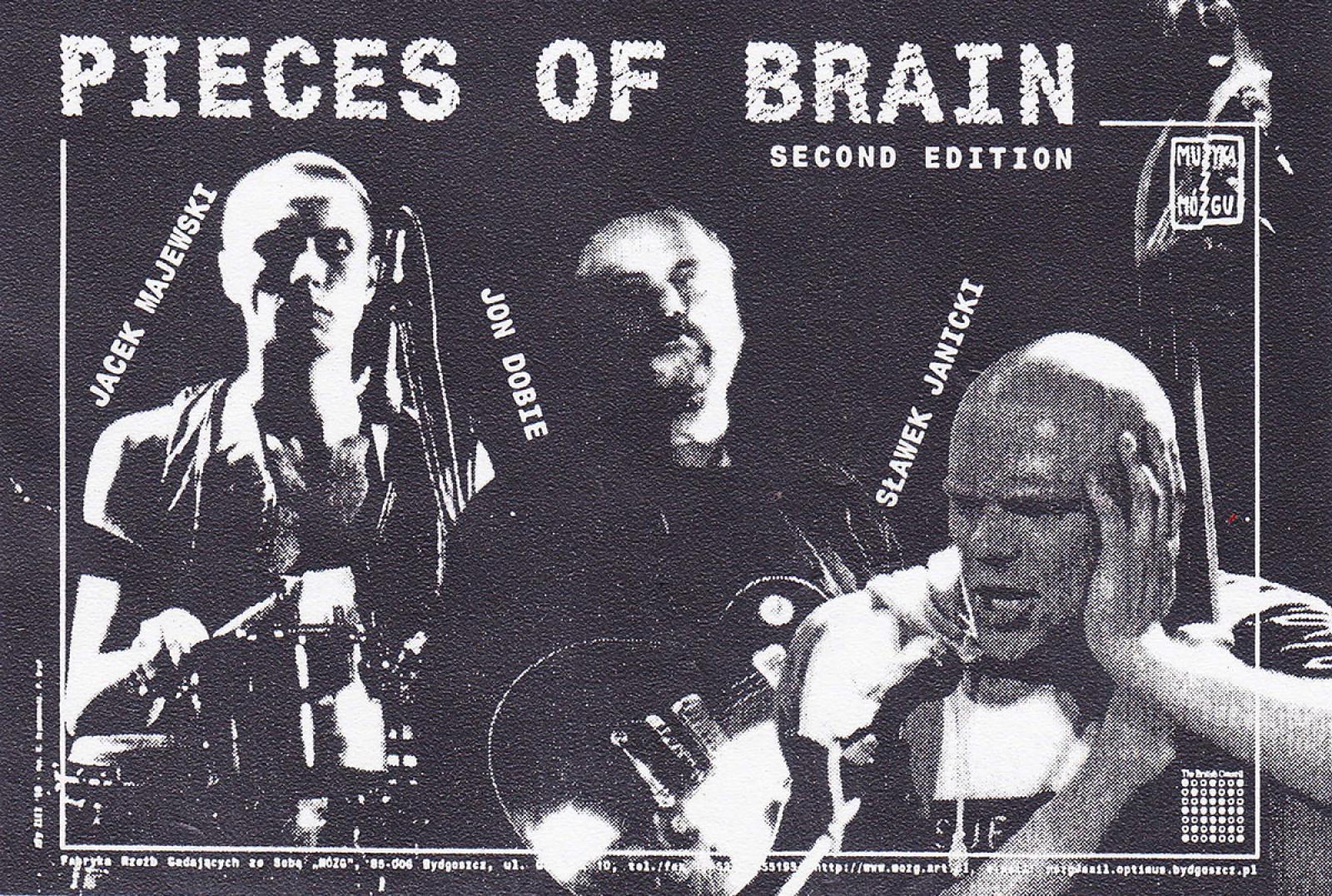 Pieces of Brain (Polska / Anglia)