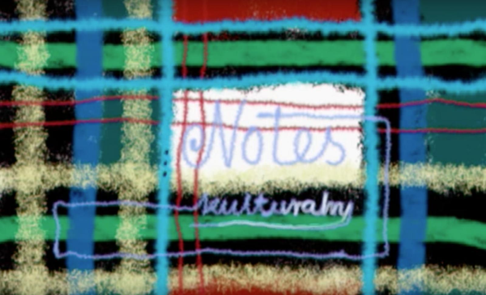 S. Stasiulewicz, Sean Noonan, Tim Dahl, Paul-Alexander Meurens - NOTES KULTURALNY, odc. 4