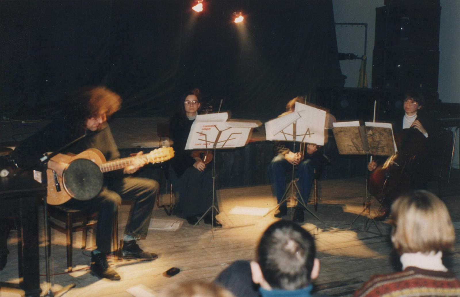Tomasz Bromberg Gwinciński (Tomasz Gwinciński) & The Black Hole Trio