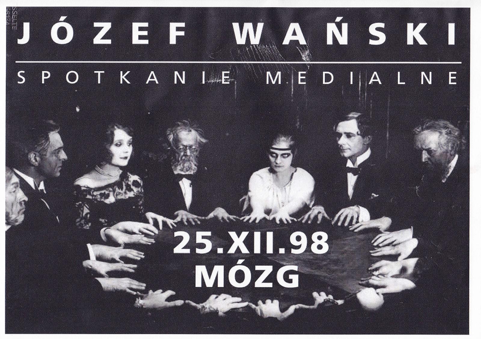 Józef Wański (Kruk) – spotkanie medialne