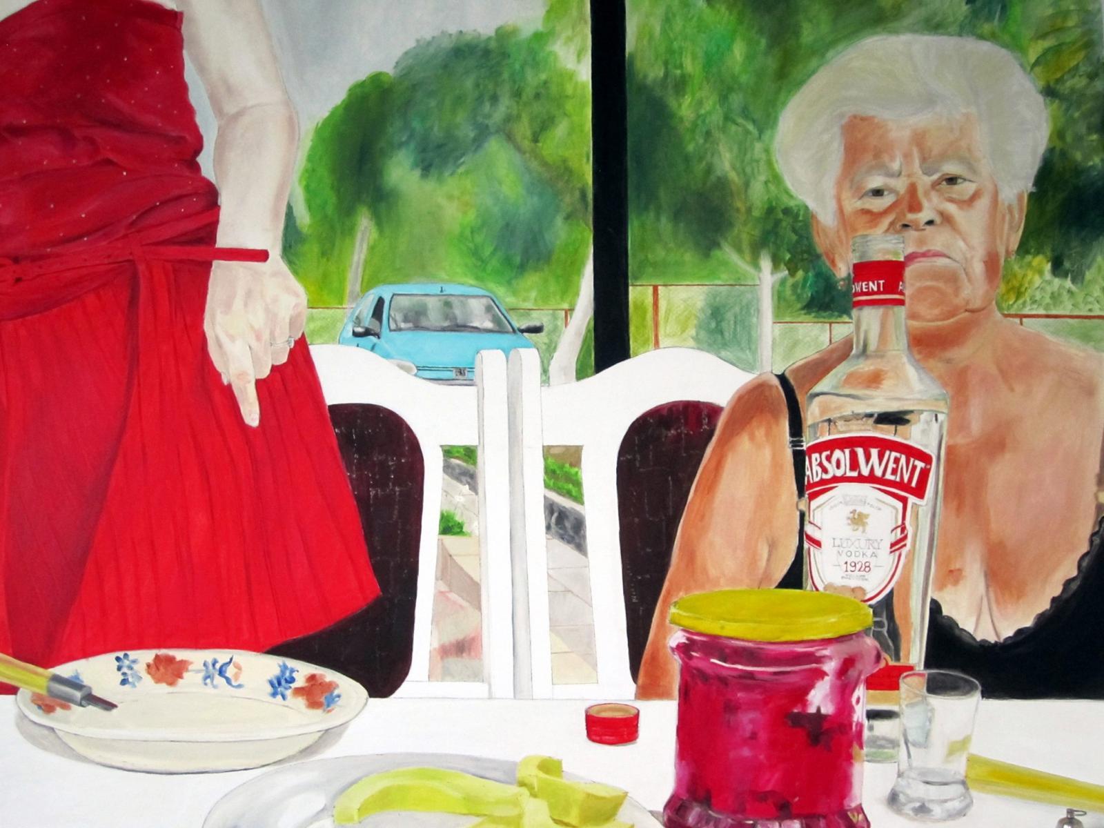 Malarstwo Marty Szymielewicz - wystawa