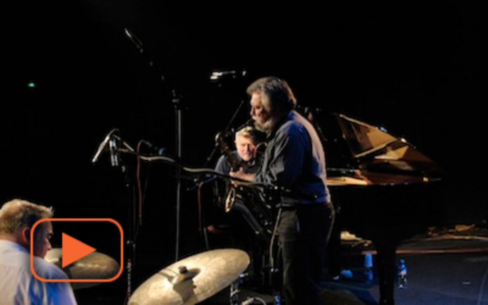 Alexander von Schlippenbach / Evan Parker / Paul Lovens - 5th Mozg Festival