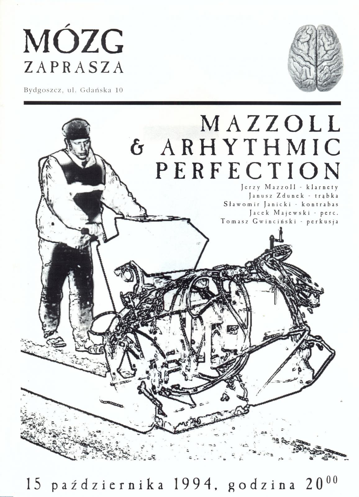 Mazzoll & Arhythmic Perfection