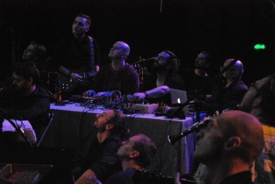 13 Mózg Festiwal, 2017 13th MÓZG Festival: CDTEO / Joey Baron & Robyn Schulkowsky - zdjęcia z koncertów 2017-09-23