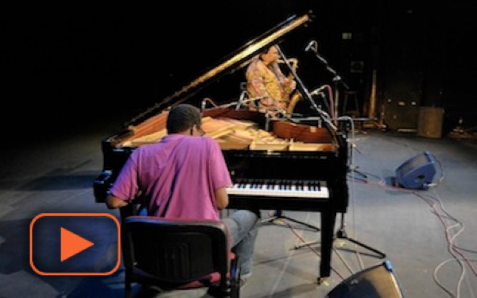 Matthew Shipp & Sabir Mateen - koncert