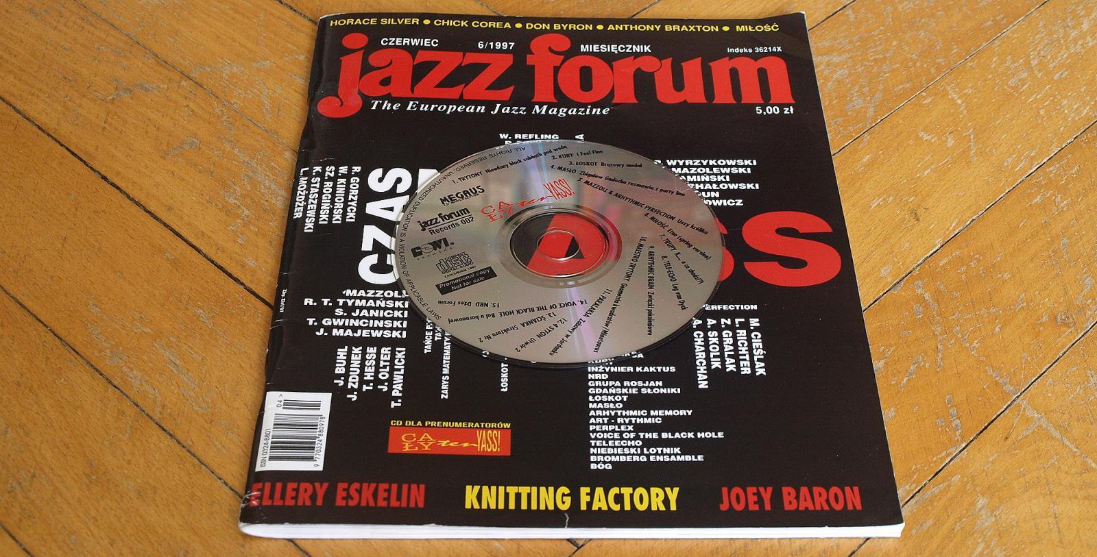 Jazz Forum, Czas na Yass