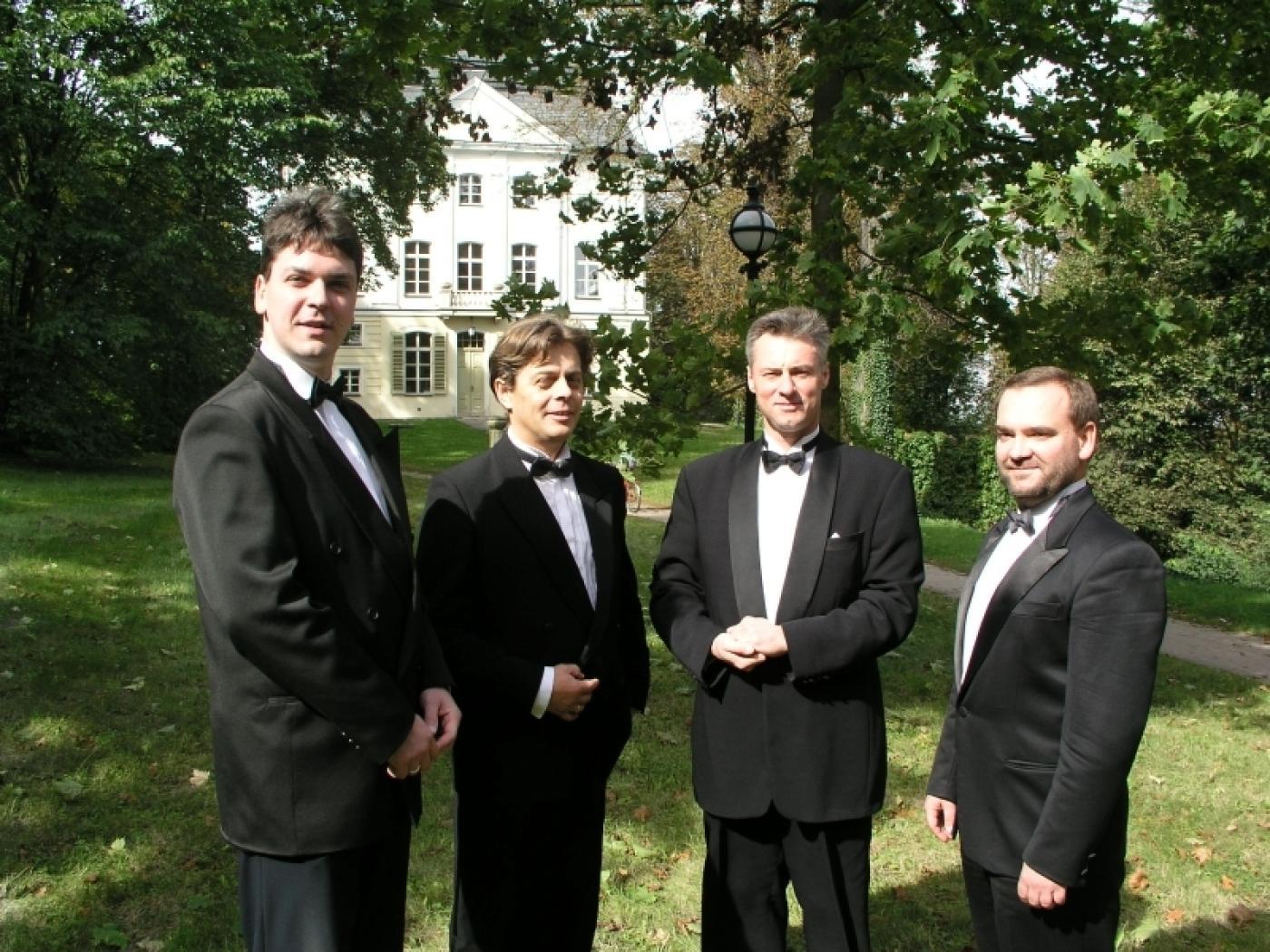 Kwartet pomorski + wizualizacje Maciej Walczak - opis festiwalowy