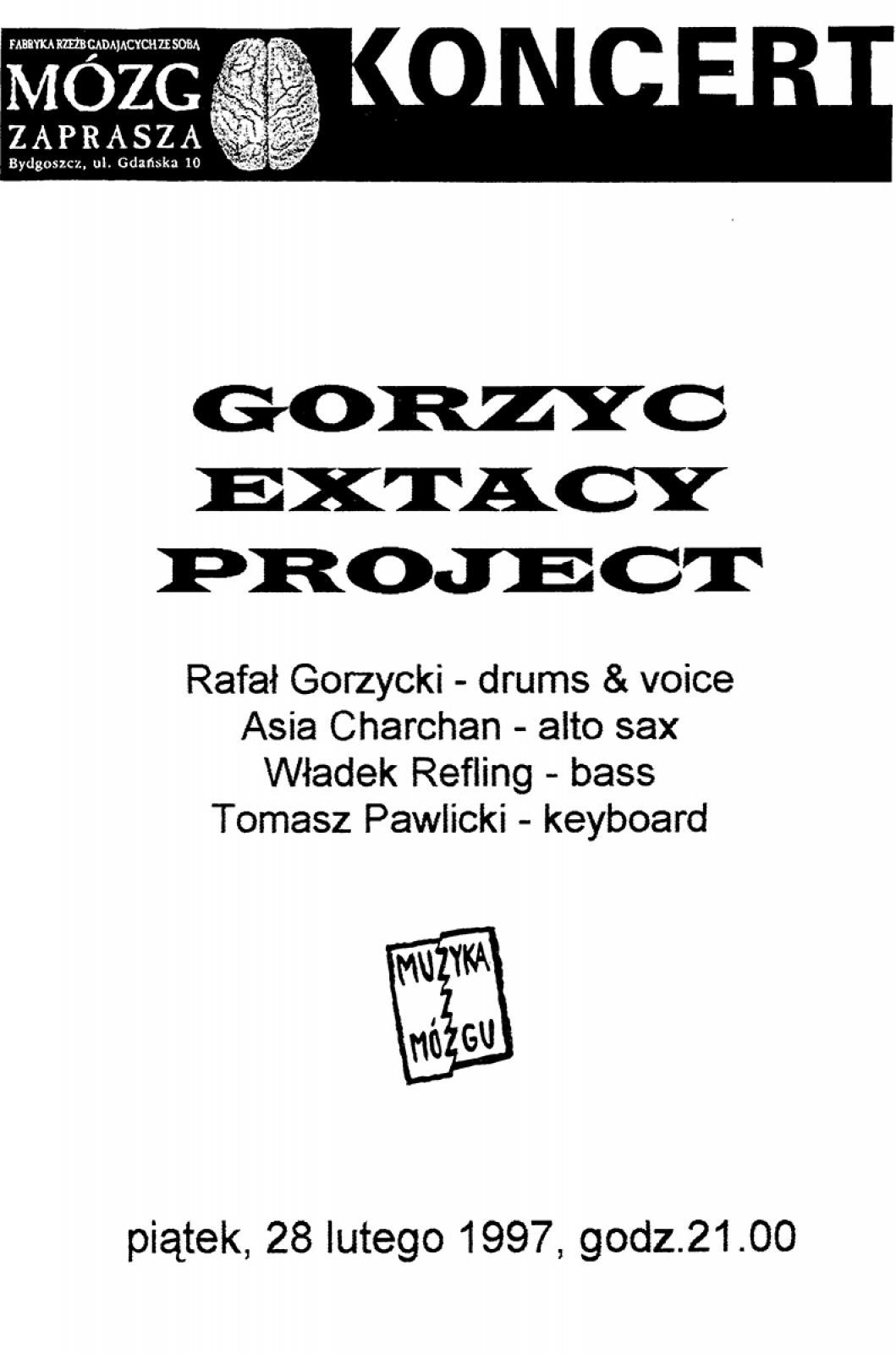 Gorzyc Extasy Project