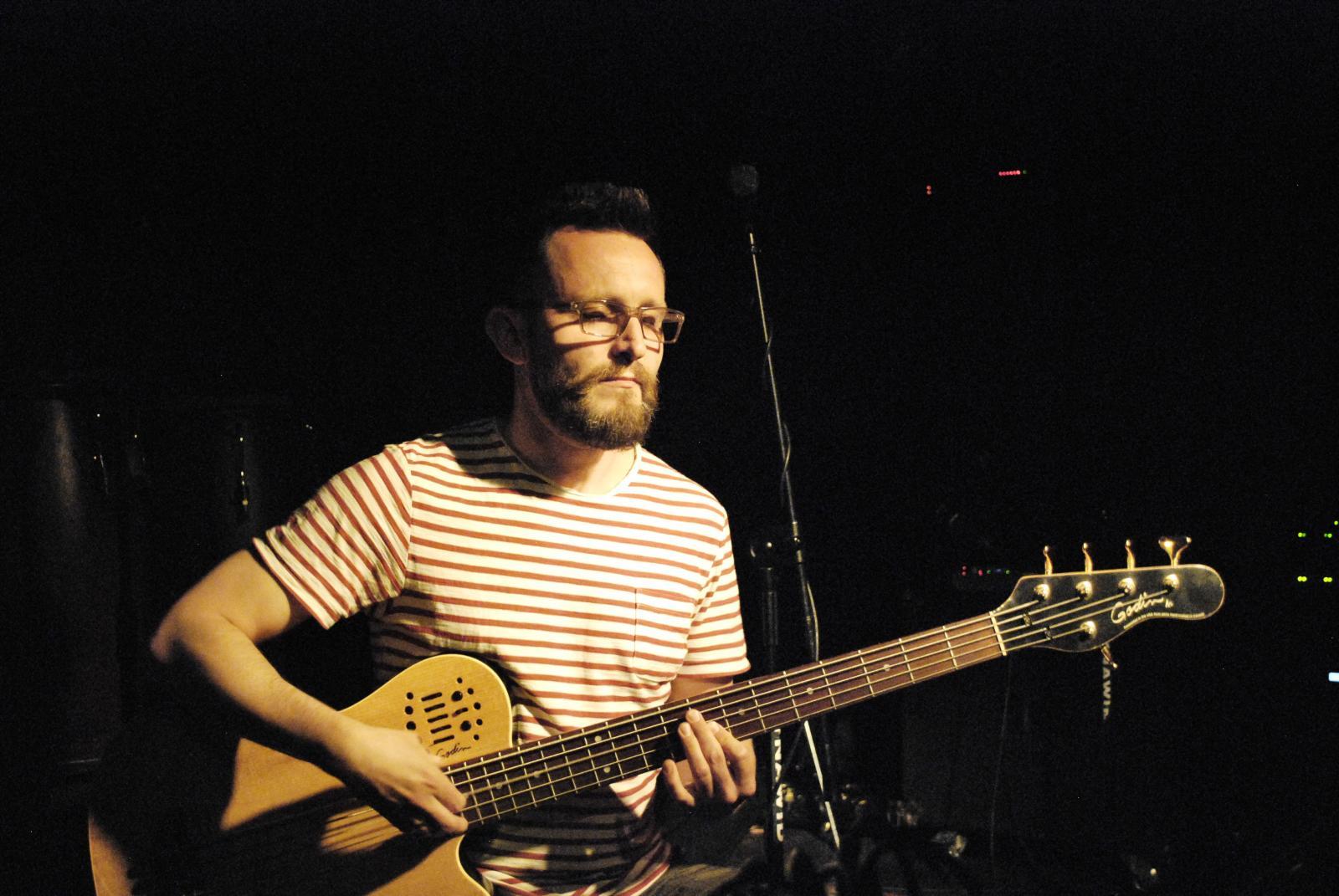 Marcin Bożek – solo koncert + Wieczór Muzyki Improwizowanej
