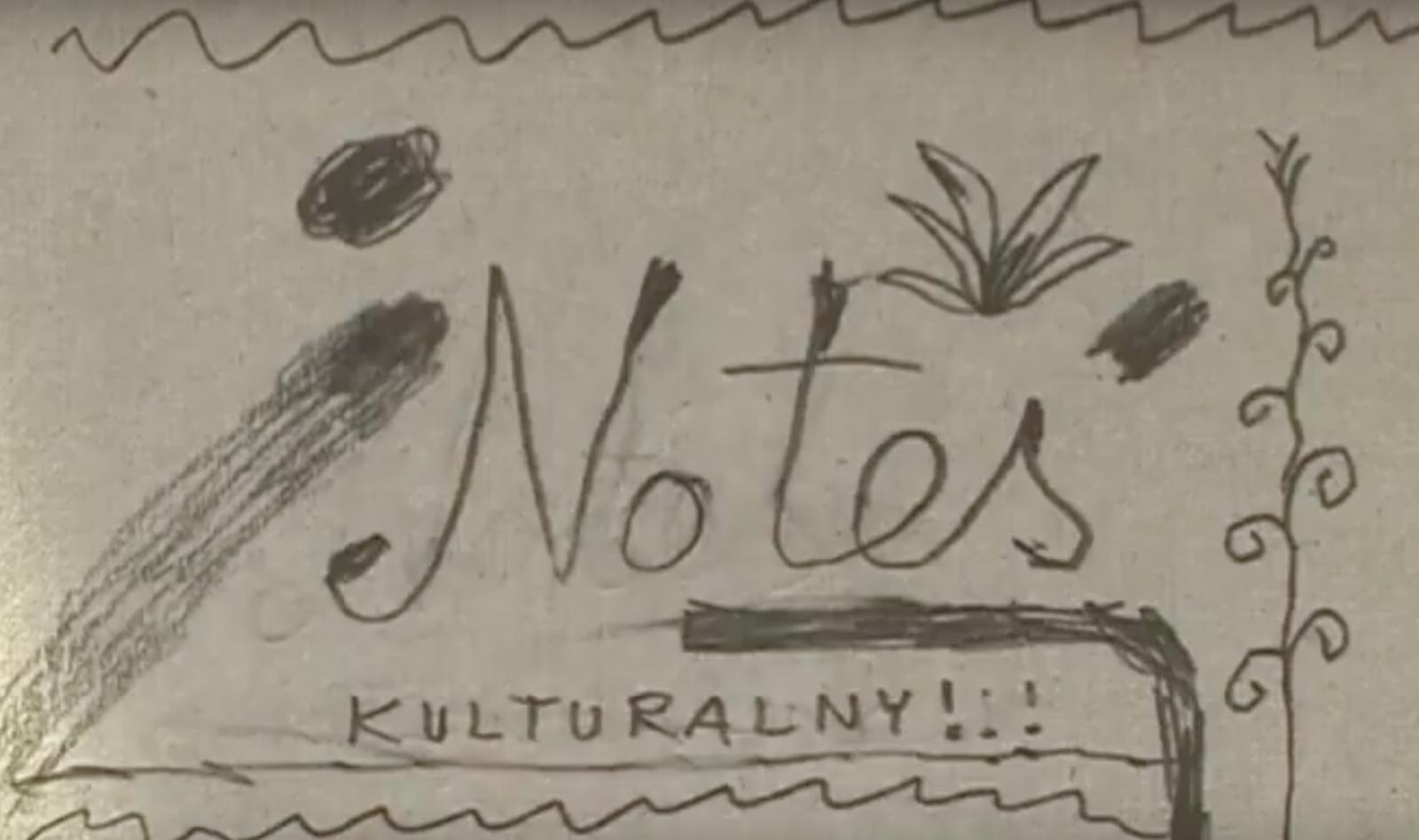Jon Dobie & Miroslav Wanek - Notes Kulturalny odc. 2