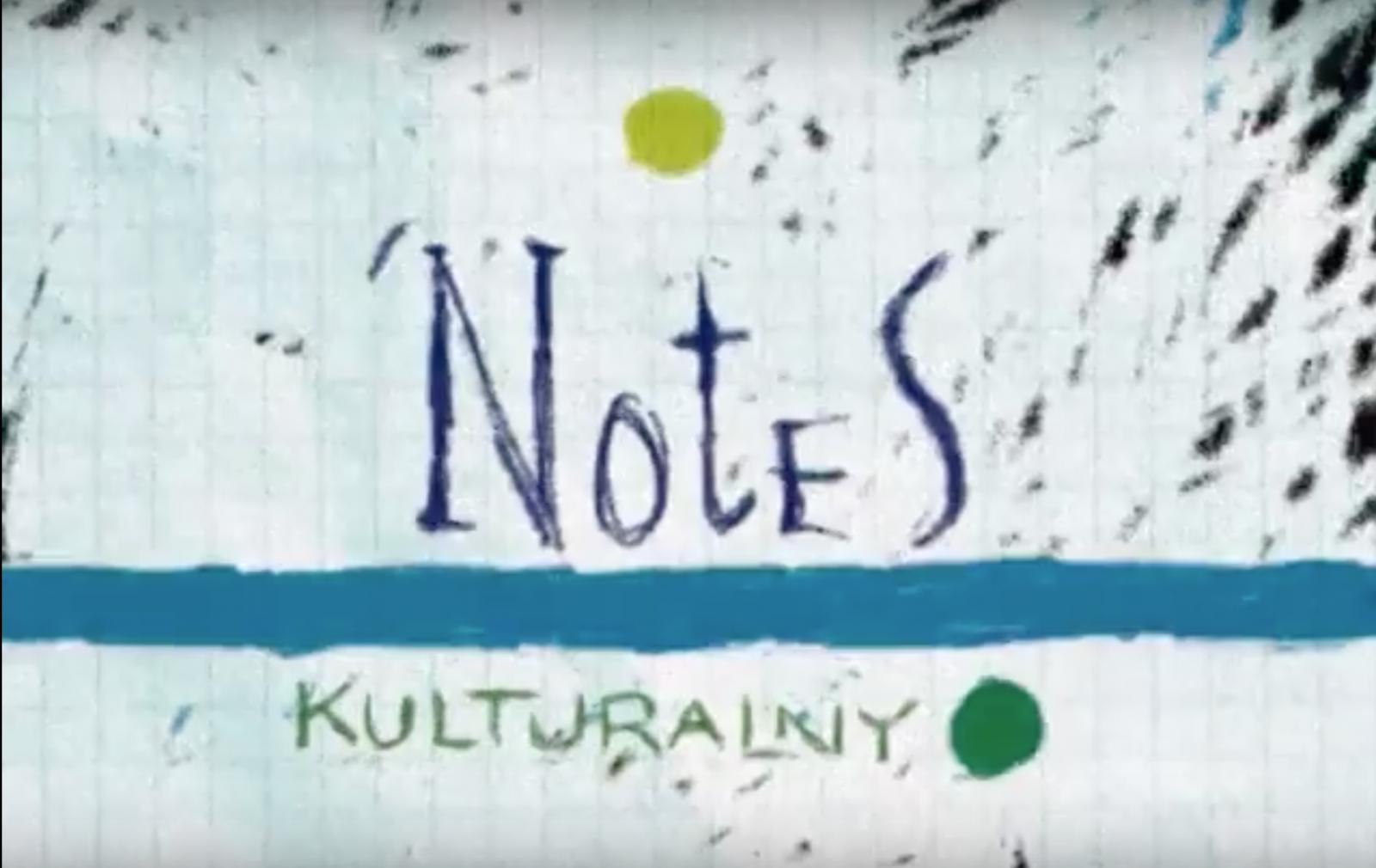 Steve Buchanan/Andrzej Prokopiuk/Steve Swell) - NOTES KLUTURALNY - odc. 1