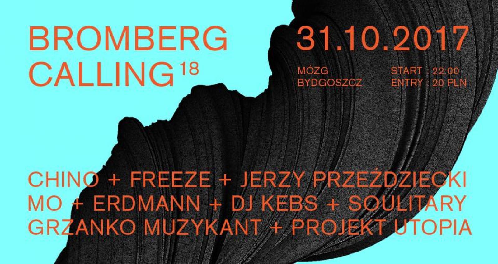 Bromberg Calling No. 18