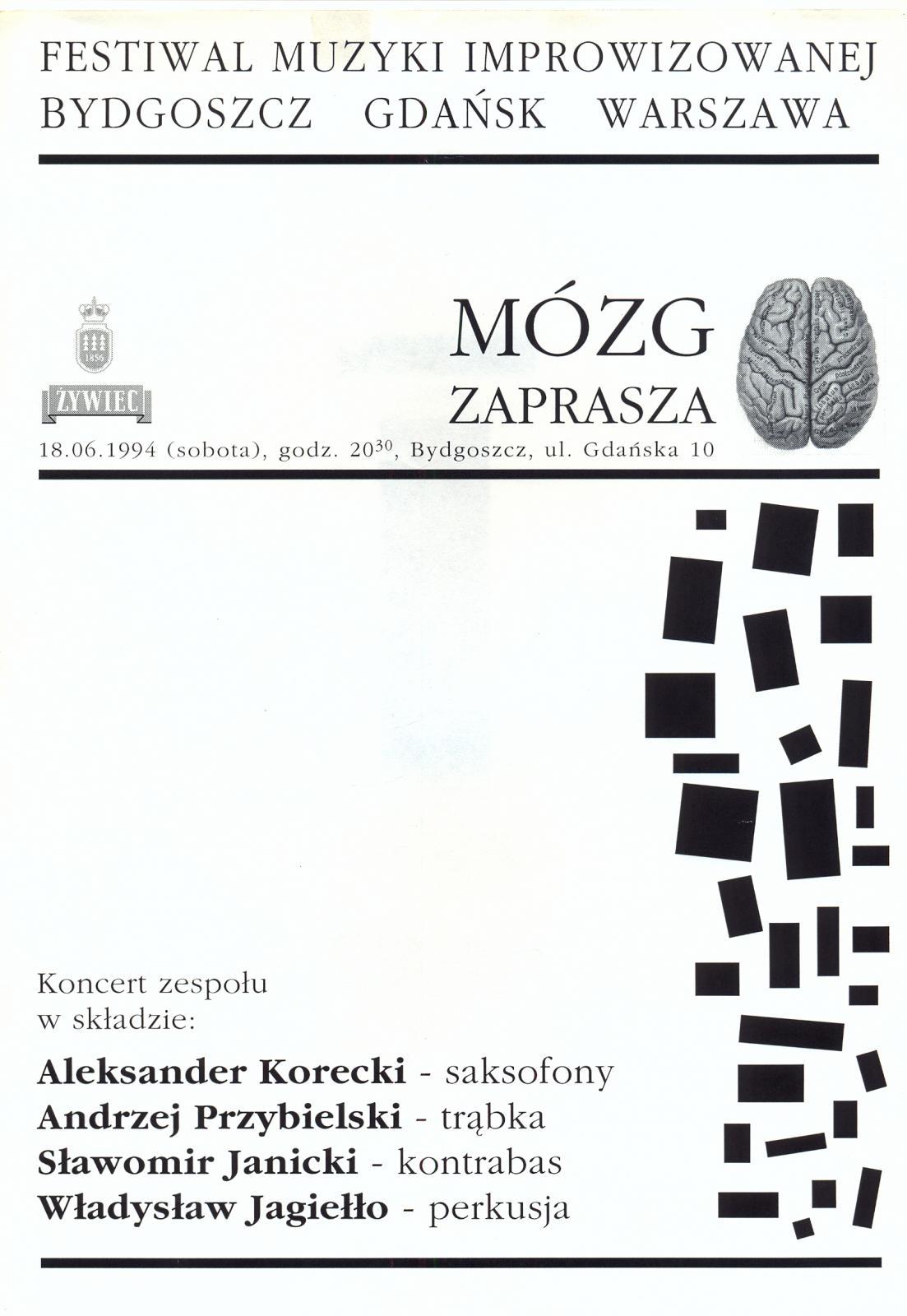 Aleksander Korecki / Andrzej Przybielski / Sławek Janicki / Władysław Jagiełło