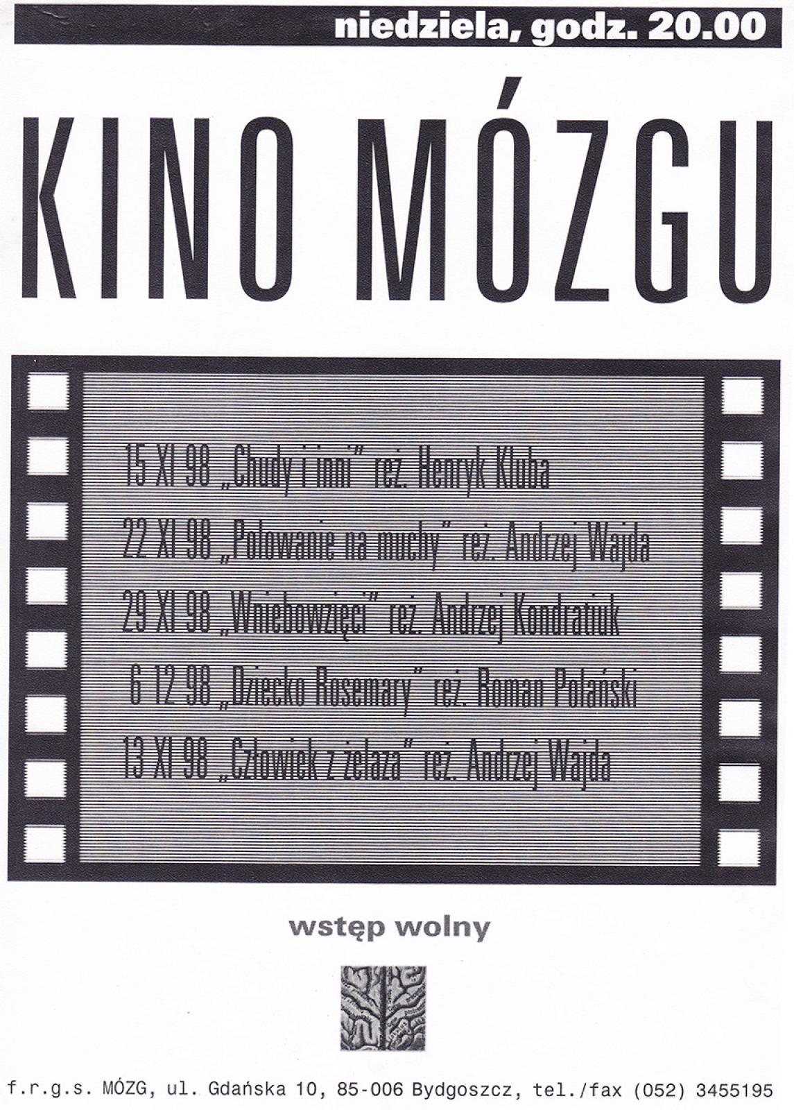 Kino Mózgu