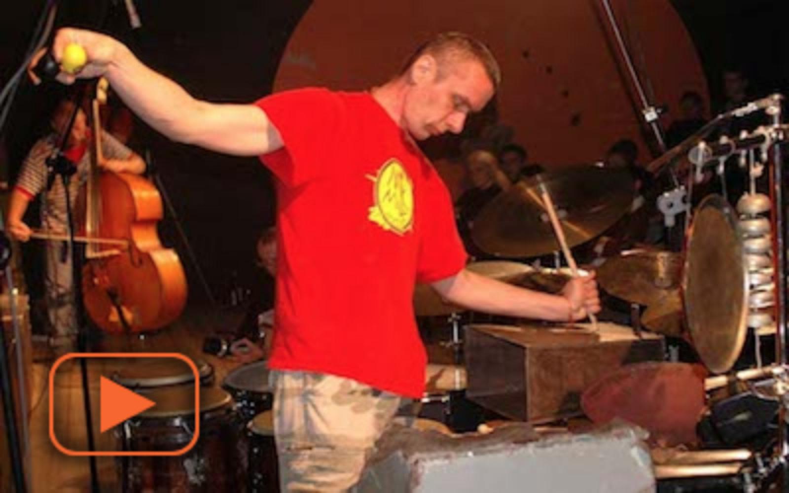 Gendos / Mazzoll / Janicki / Majewski - fragment koncertu