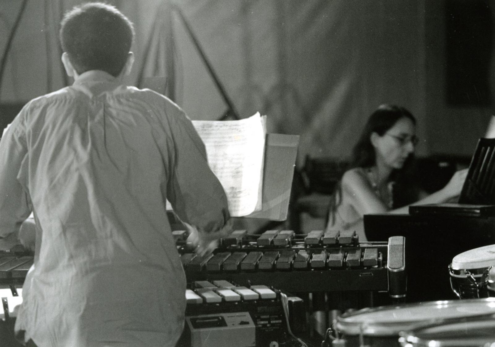 Yvonne Troxler & Matthew Gold