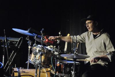 Ved Vuh, koncert 2014-12-27, Mózg