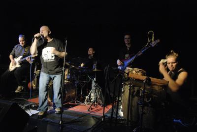 The Ślub, koncert 2014-12-27, Mózg
