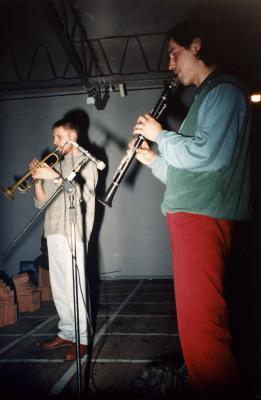 Janusz Zdunek Jerzy Mazzoll 1994-10-15 001.jpg