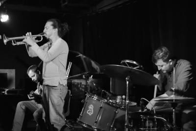 Luis Vicente Improvised Trios + Guests